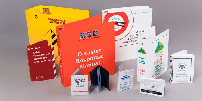 Safety Manuals  Can Alta Bindery
